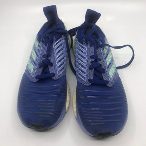Adidas Boost Blue & Pastel Blue Sneakers Size 7.5